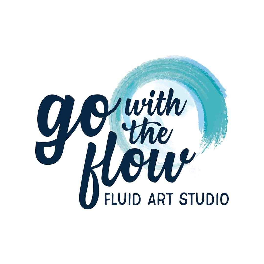 Go With the Flow – Fluid Art Studio